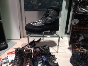 la scarpa di werner